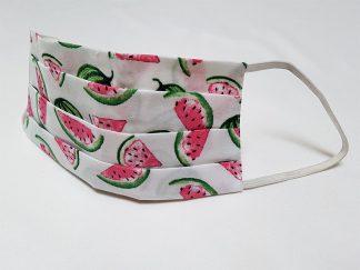 Stoffmaske-Melone