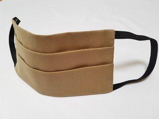 Stoffmaske-khaki